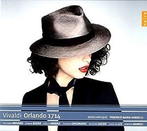 Vivaldi: Orlando furioso RV819 (1714)