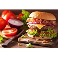 Handmade Burgers Real Beefburger, Pack Of 6
