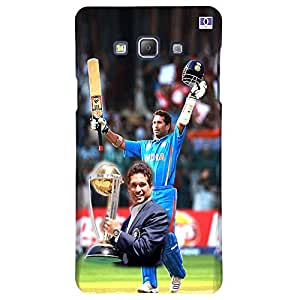 Sachin Winner - Mobile Back Case Cover For Samsung Galaxy A7 (2015)