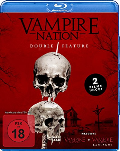 Vampire Nation Double Feature [Blu-ray]