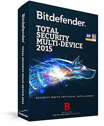 5 - Bit Defender multidispositivo 2 años licencia