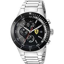 ad0fd896f8be Scuderia Ferrari 0830263 - Reloj de Pulsera Hombre