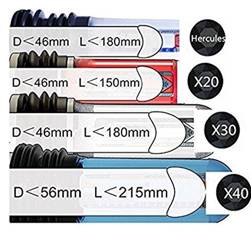 clcenter Spa Behandlungen von Leistung unter Vakuum Pumpe des Penis Extender männlichen Erektion Gerät weiß Hydromax X30 - 7