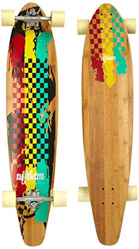 ktail Bamboo II, Rot/Gelb/Gr&uumln, One Size/42 Zoll ()