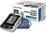 ChoiceMMed Automatic Digital Arm Type Blood Pressure Monitor,Free Carrying Bag