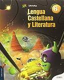 Lengua Castellana y Literatrua, 6º Primaria (Superpixépolis)