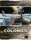 Ghenos Games Colonies [Espansione per Terraforming Mars], Multicolore, TMCL