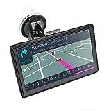 OHREX 718 GPS navigatore satellitare di gps del camion da 7 pollici Bluetooth AV In SpeedCam Lane con aggiornamenti gratuiti delle Mappe UE e UK