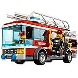 LEGO City 60002 - Feuerwehrfahrzeug...Vergleich