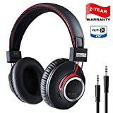 Wireless Bluetooth Headphones Over Ear - Foldable Earphones with High End CSR8645 Chip