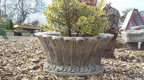 Decorazione Vasi Da Giardino : Garden ornaments by onefold vaso da fiori ovale realizzato a mano