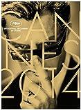Affiche Officielle du Festival CANNES 2014 (Format 80x60 cm ROULEE)