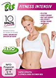 Fit for Fun - 10 Minute Solution: Fitness Intensive [5 DVDs]