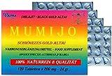 MUMIJO - Original Altai Sibirien - Мумиё (MINERALERDE), 120 Tabletten