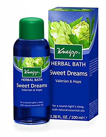 Kneipp 100 ml Valerian Hops Herbal Bath