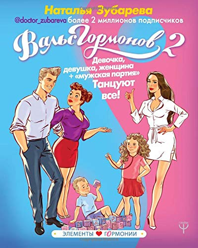 Vals gormonov 2. Devochka, devushka, zhenshchina - muzhskaya partiya por Natalya Zubareva