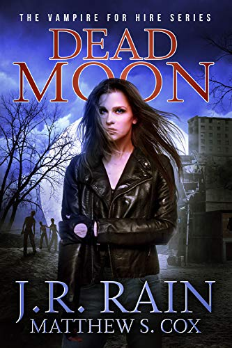 Dead Moon (Vampire for Hire Book 17) (English Edition) - Hex Ring