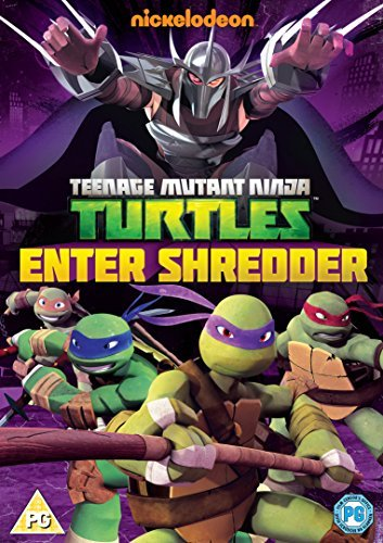 Teenage Mutant Ninja Turtles: Season One, Vol. 2 - Enter Shredder [2012] [DVD] by Rob Paulsen (Teenage Mutant Ninja Turtles 2 Shredder)