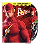 Flash: Complete Series (6pc) / (Full Rpkg) [DVD] [Region 1] [NTSC] [US Import]