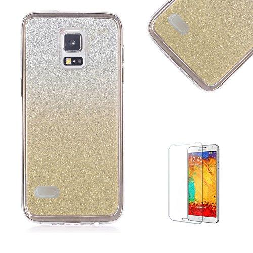 samsung-galaxy-s5-mini-custodiafunyye-glitter-brillare-oro-graduale-cambiano-colore-stile-cover-con-