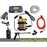 Fieldstar High Pressure Washer 12V Pump Electric Car Wash Kit (with Cover)