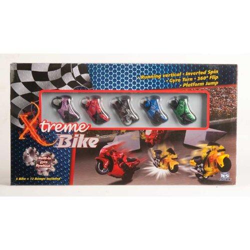 WDK PARTNER - A1204117 - Véhicules miniatures - Mini motos et mini rampes