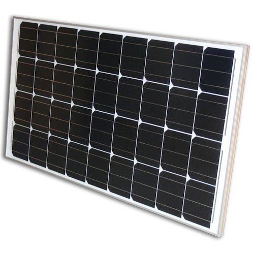 130w Solarpanel (130Watt 130W Solarmodul Solarpanel 12Volt Monokristallin)