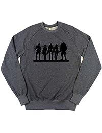 MASS EFFECT: ME SUSPECTS Mens Sweatshirt