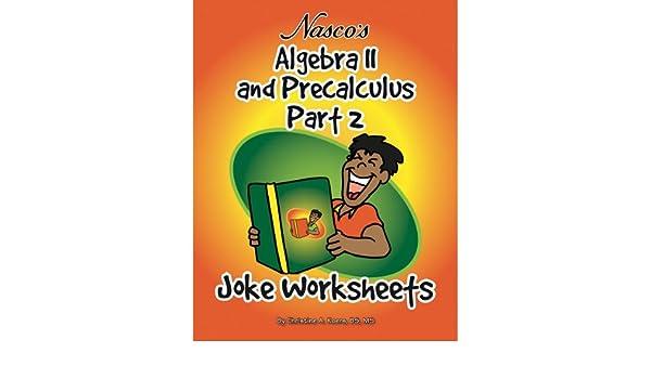 Nasco tb23795t Algebra II und precalculus Teil 2 Witz ...