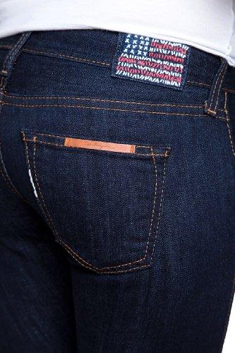 True Religion Damen Jeans Skinny Skinny Jeans PHANTOM ALEXA SKINNY Wash 2S Dunkelblau