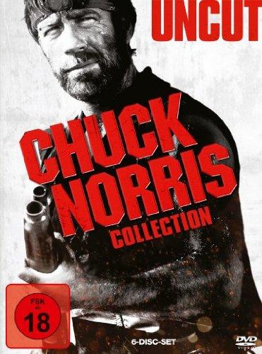 Bild von Chuck Norris Box [6 DVDs]