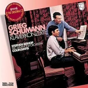 Grieg: Piano Concerto; Schumann: Piano Concerto  (DECCA The Originals)