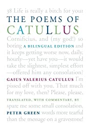 Poems of Catullus: A Bilingual Edition
