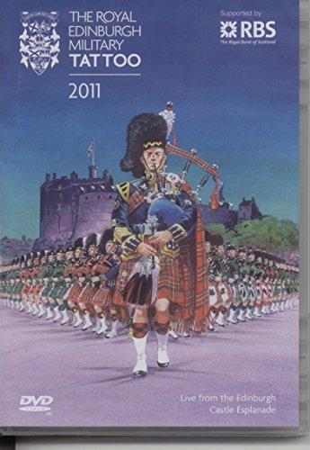 The Royal Edinburgh Military Tattoo 2011 [UK - Tattoo Edinburgh Military