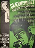 House on Telegraph Hill Plakat Movie Poster (11 x 17 Inches - 28cm x 44cm) (1951) Danish