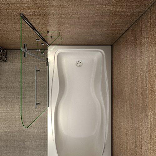 Zoom IMG-3 aica italy parete vasca bagno