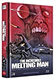 The Incredible Melting Man - Limited Mediabook Edition (2 Disc / 444 Stk) - DVD - Blu-ray