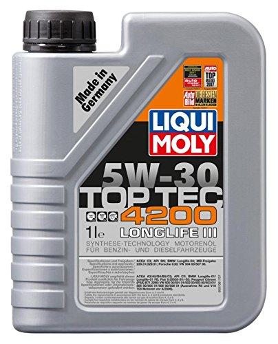 Liqui Moly 8972 Toptech Motoröl HC 4200 5w30 1L