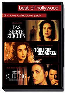 Best of Hollywood - 3 Movie Collector's Pack: Das siebte Zeichen / ... [3 DVDs]