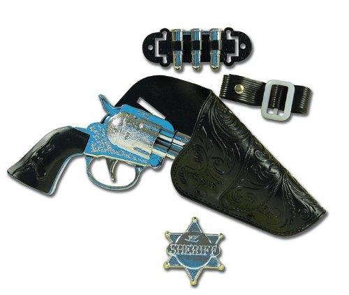 Fancy Childrens Dress (Cowboy Gun Set (Single) Childs Accessory Fancy)