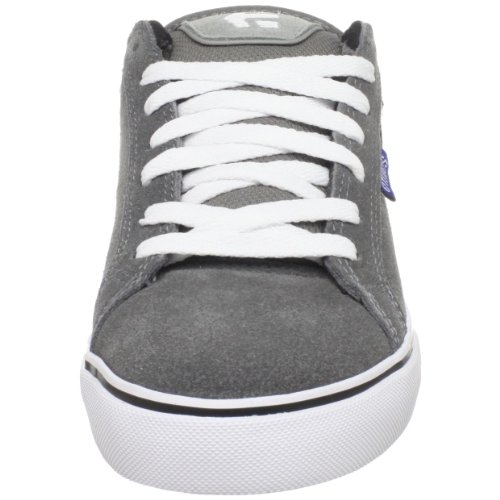 Etnies Fader Vulc, Chaussures de skate homme Gris - grau/GREY/WHITE