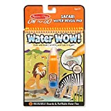 #4: Melissa and Doug on the Go Water Wow Water Reveal Activity Pad, Multi Color