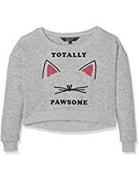 New Look Totally Pawsome, Sweat-Shirt Fille