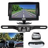 AVANI EXCHANGE AVANI EXCHANGE 4,3 Zoll TFT LCD Auto-Rückansicht-Monitor mit wasserdichter Nachtsichtkamera