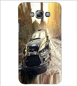 PRINTSWAG RACING CAR Designer Back Cover Case for GRAND GALAXU GRAND MAX