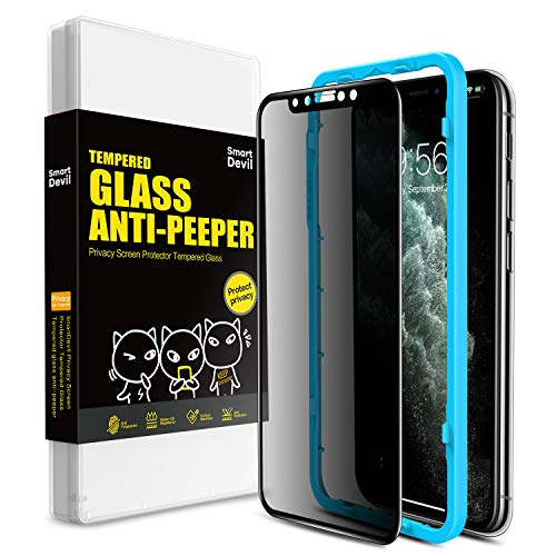SmartDevil Anti-Spy Protector Pantalla iPhone 11 Pro/iPhone