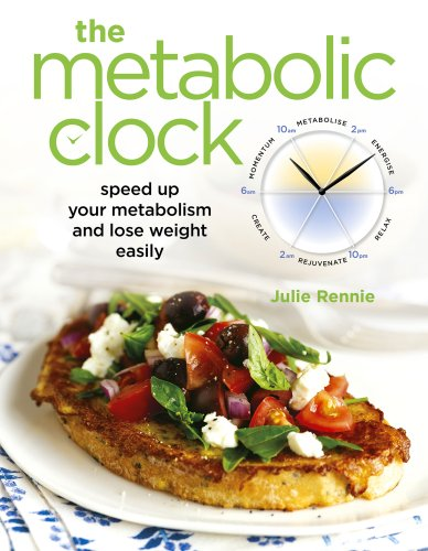 The Metabolic Clock: Speed Up Your Metabolism and Lose Weight Easily (English Edition)
