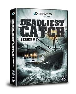 Deadliest Catch Series 8 [DVD]