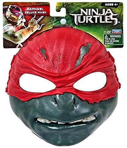 Les Tortues Ninja - Masque deluxe Raphael B