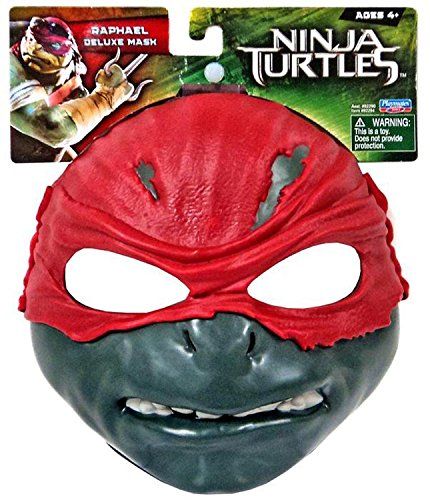 Stadlbauer 14092294 - Teenage Mutant Ninja Turtles Movie Line Deluxe Maske, Raph